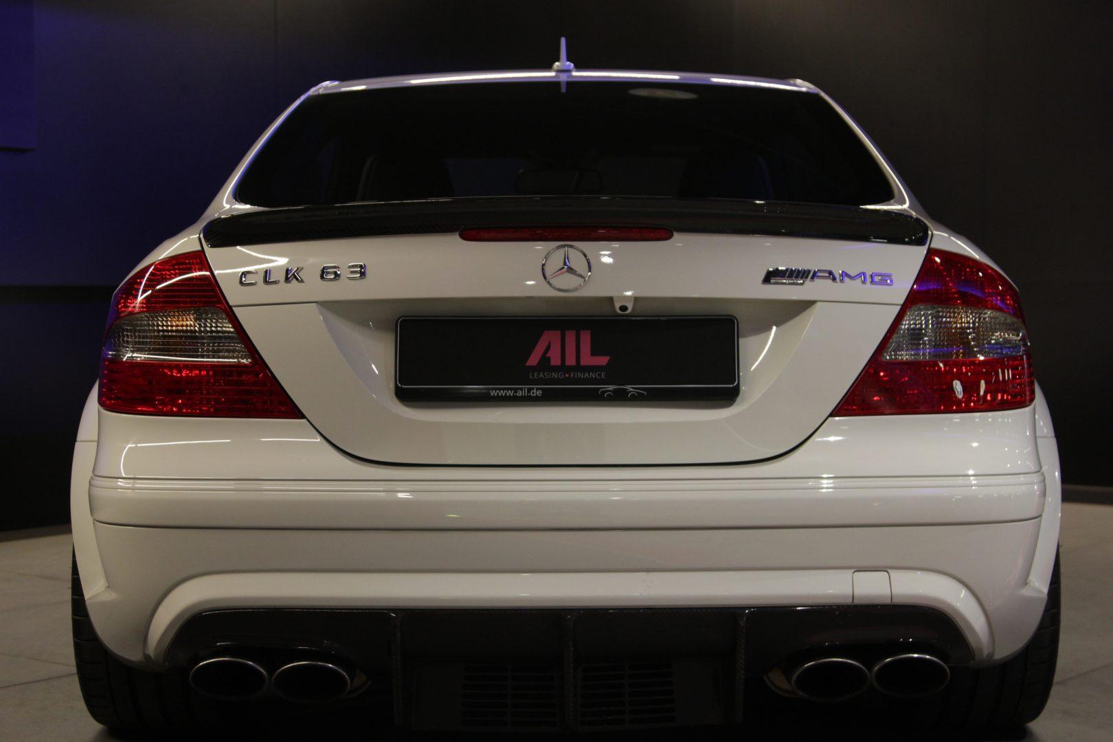 AIL Mercedes-Benz CLK 63 AMG Black Series 2
