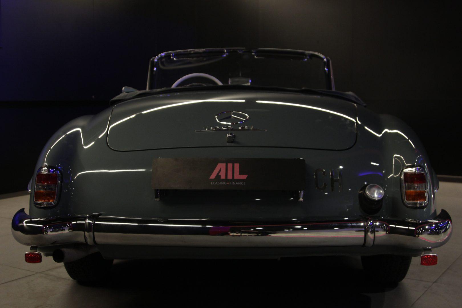 AIL Mercedes-Benz 190 SL 3