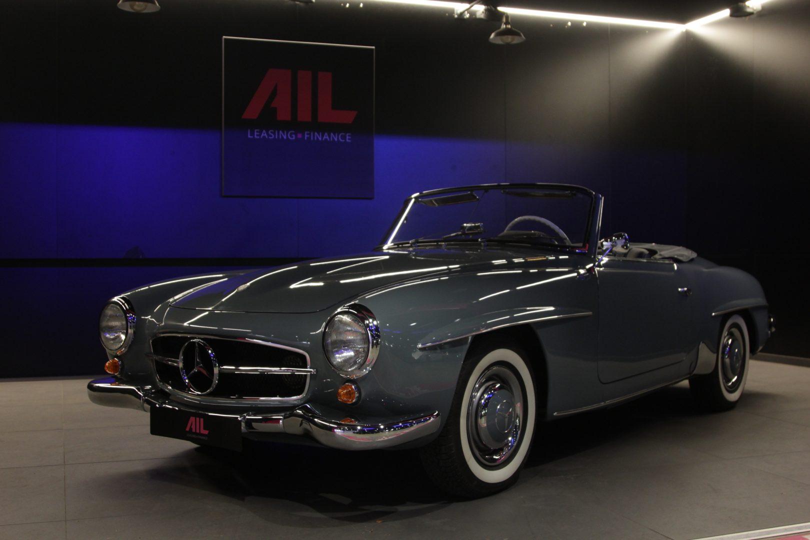 AIL Mercedes-Benz 190 SL 1