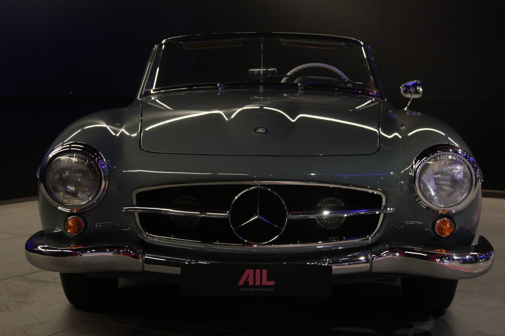 AIL Mercedes-Benz 190 SL 7