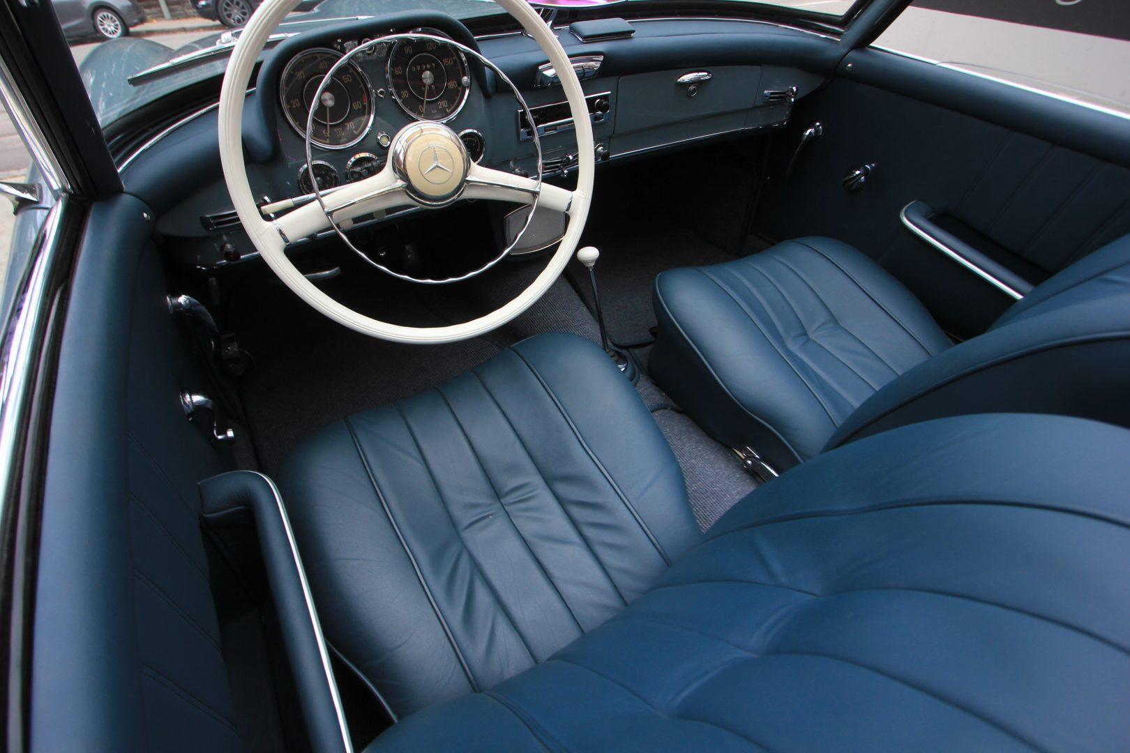 AIL Mercedes-Benz 190 SL 2