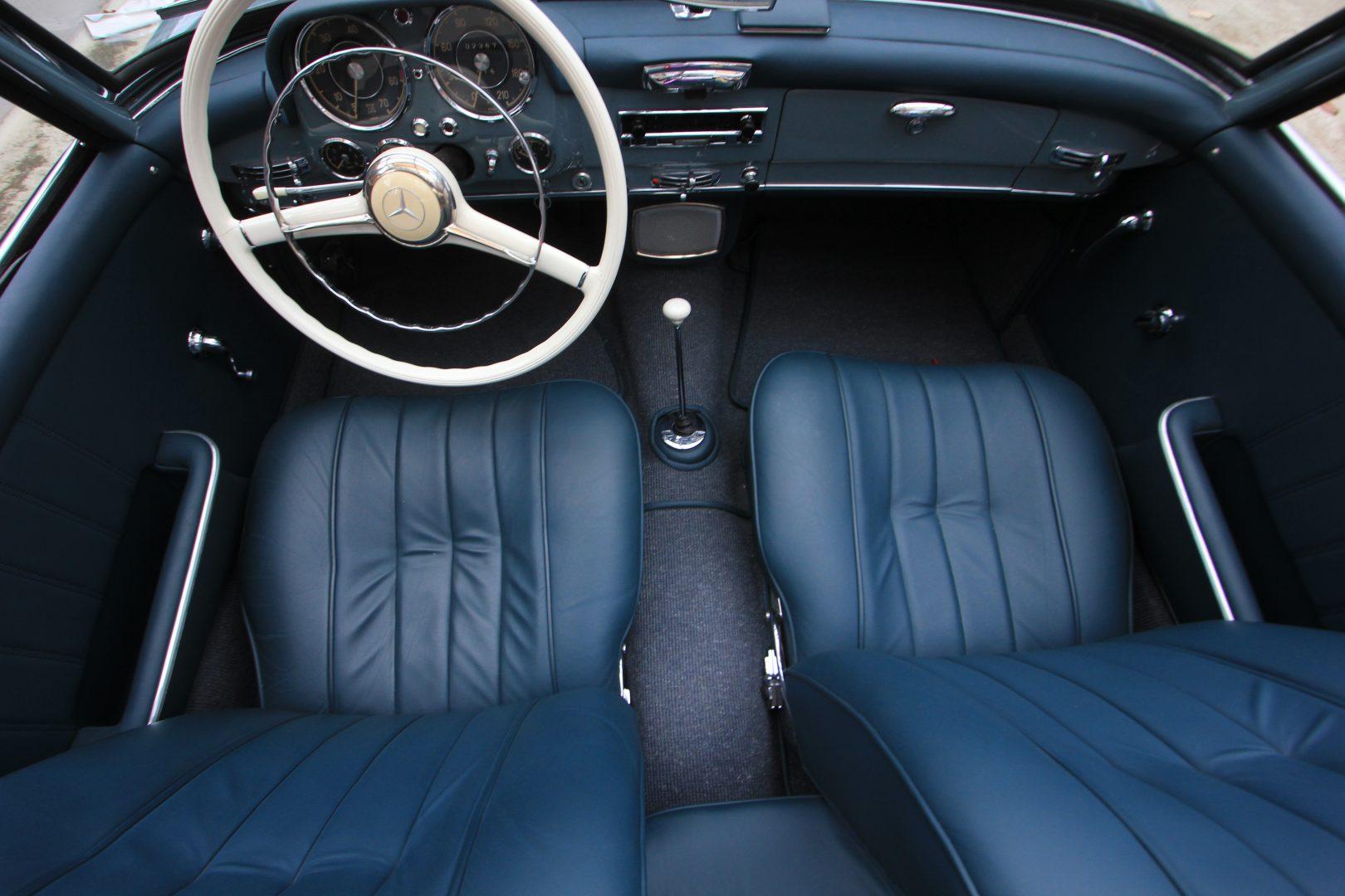AIL Mercedes-Benz 190 SL 6
