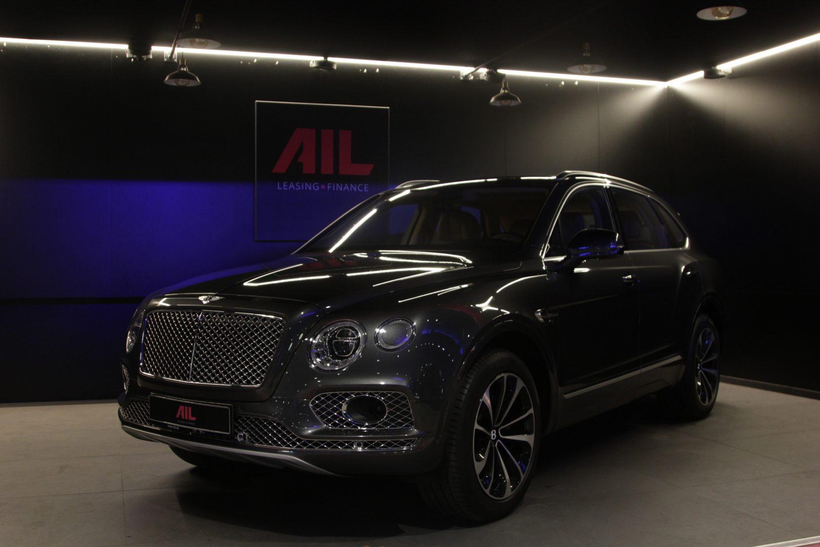 AIL Bentley Bentayga W12 1