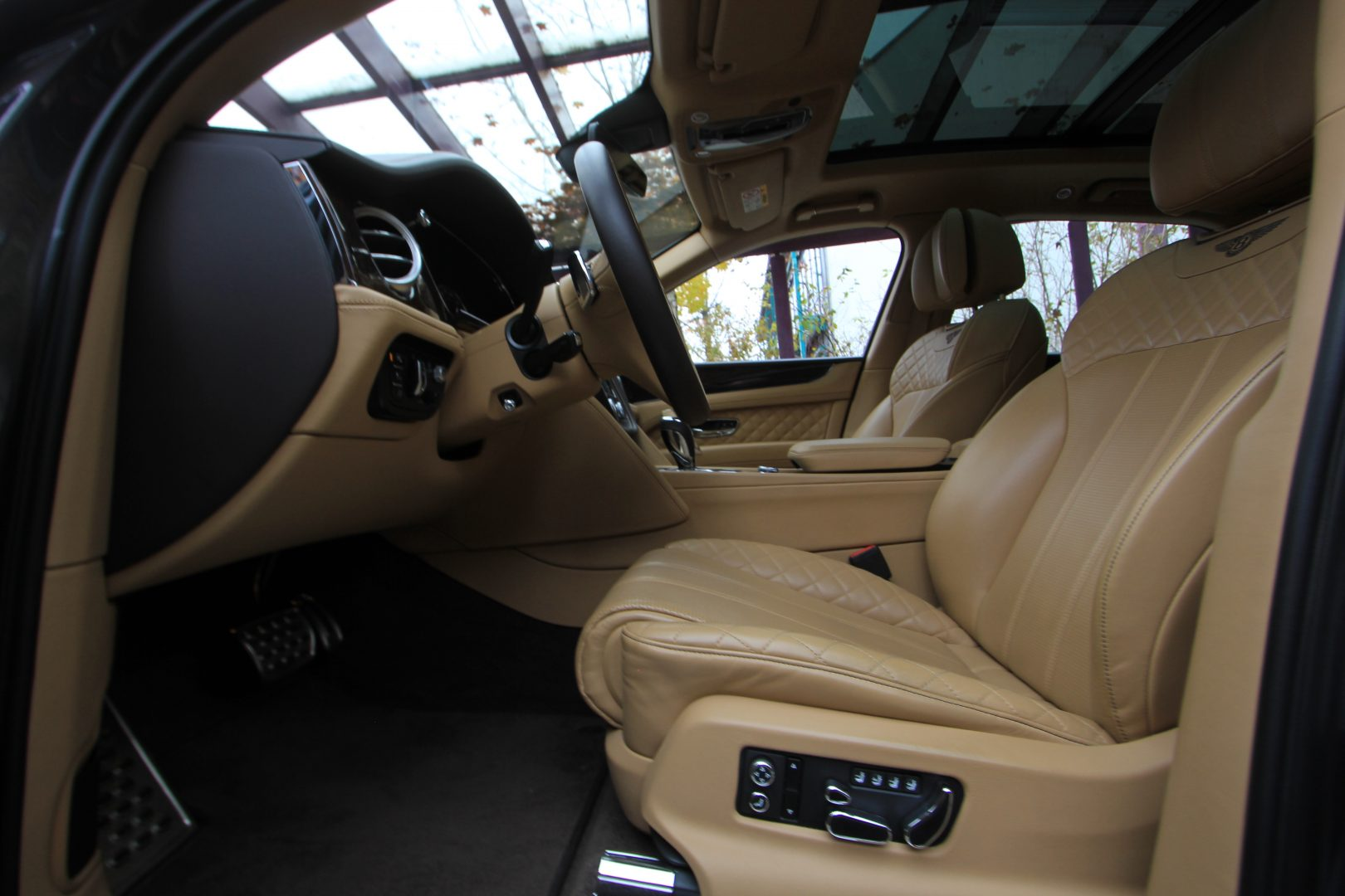 AIL Bentley Bentayga W12 5