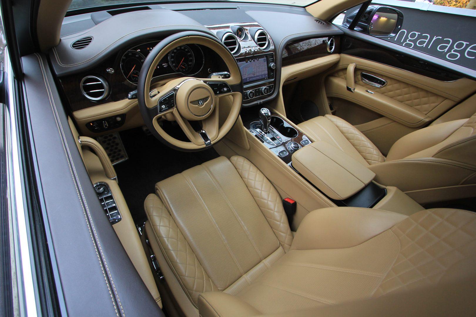 AIL Bentley Bentayga W12 4
