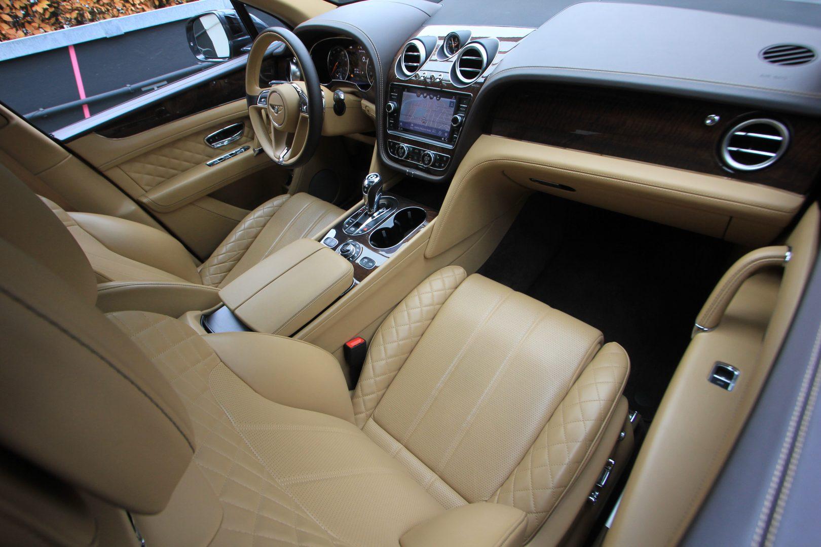 AIL Bentley Bentayga W12 2