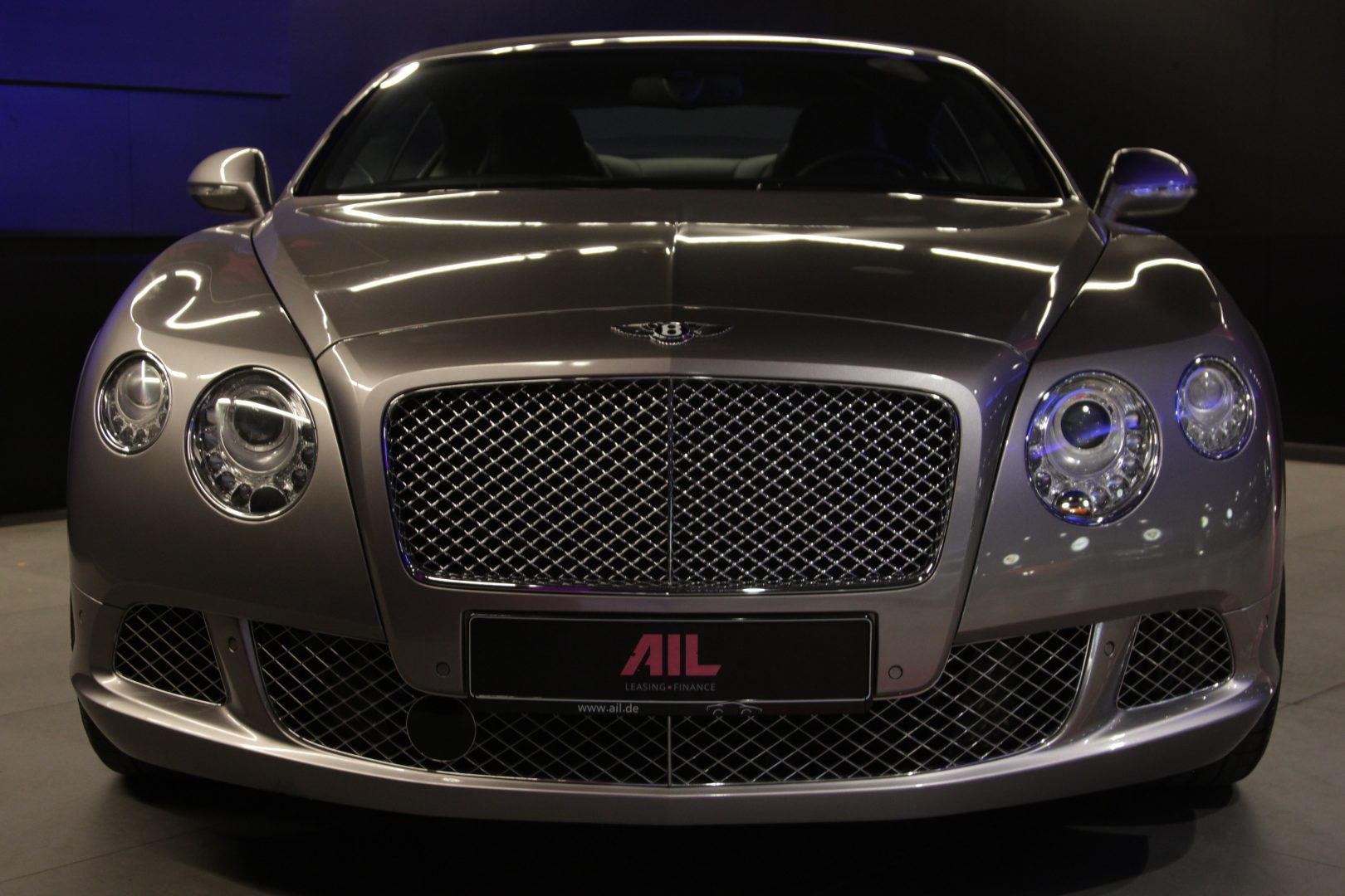 AIL Bentley Continental GT 6.0 W12 2