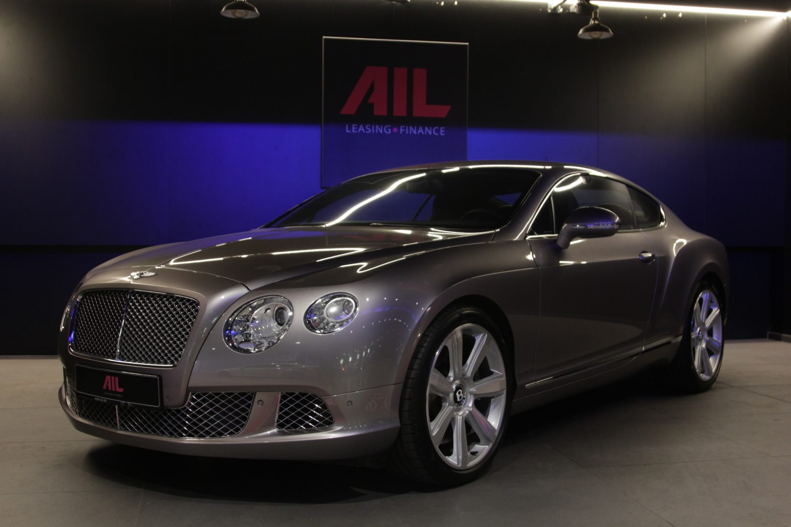 AIL Bentley Continental GT 6.0 W12 4