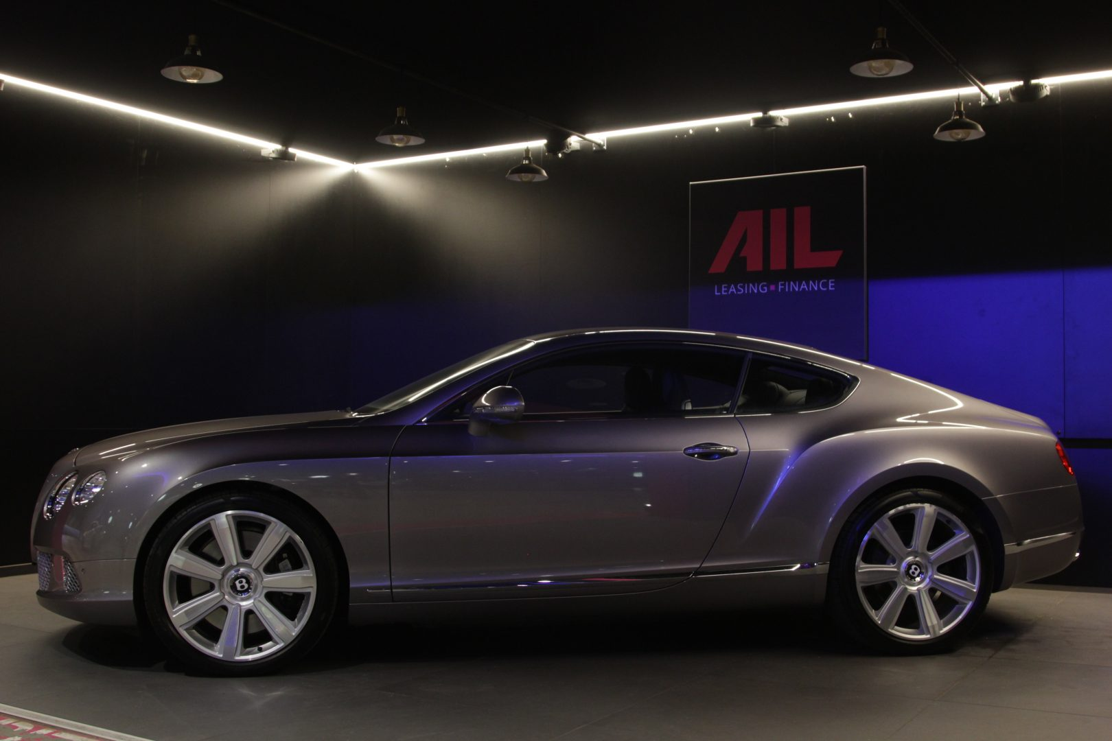 AIL Bentley Continental GT 6.0 W12 6