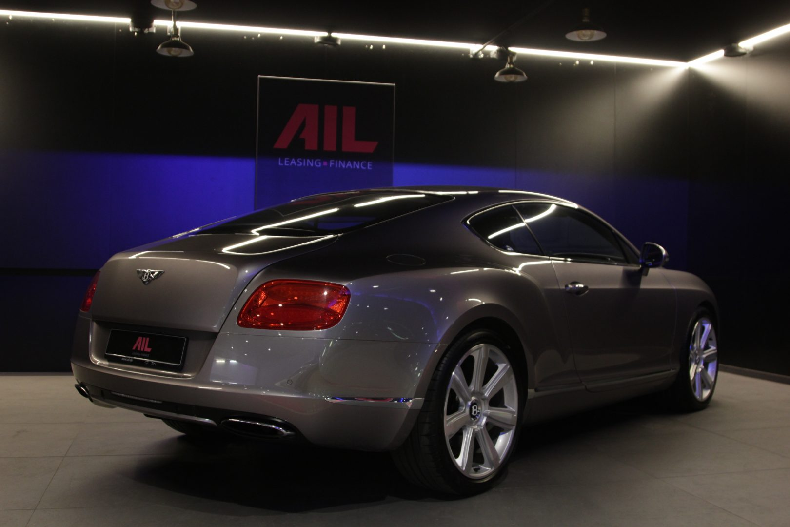 AIL Bentley Continental GT 6.0 W12 8