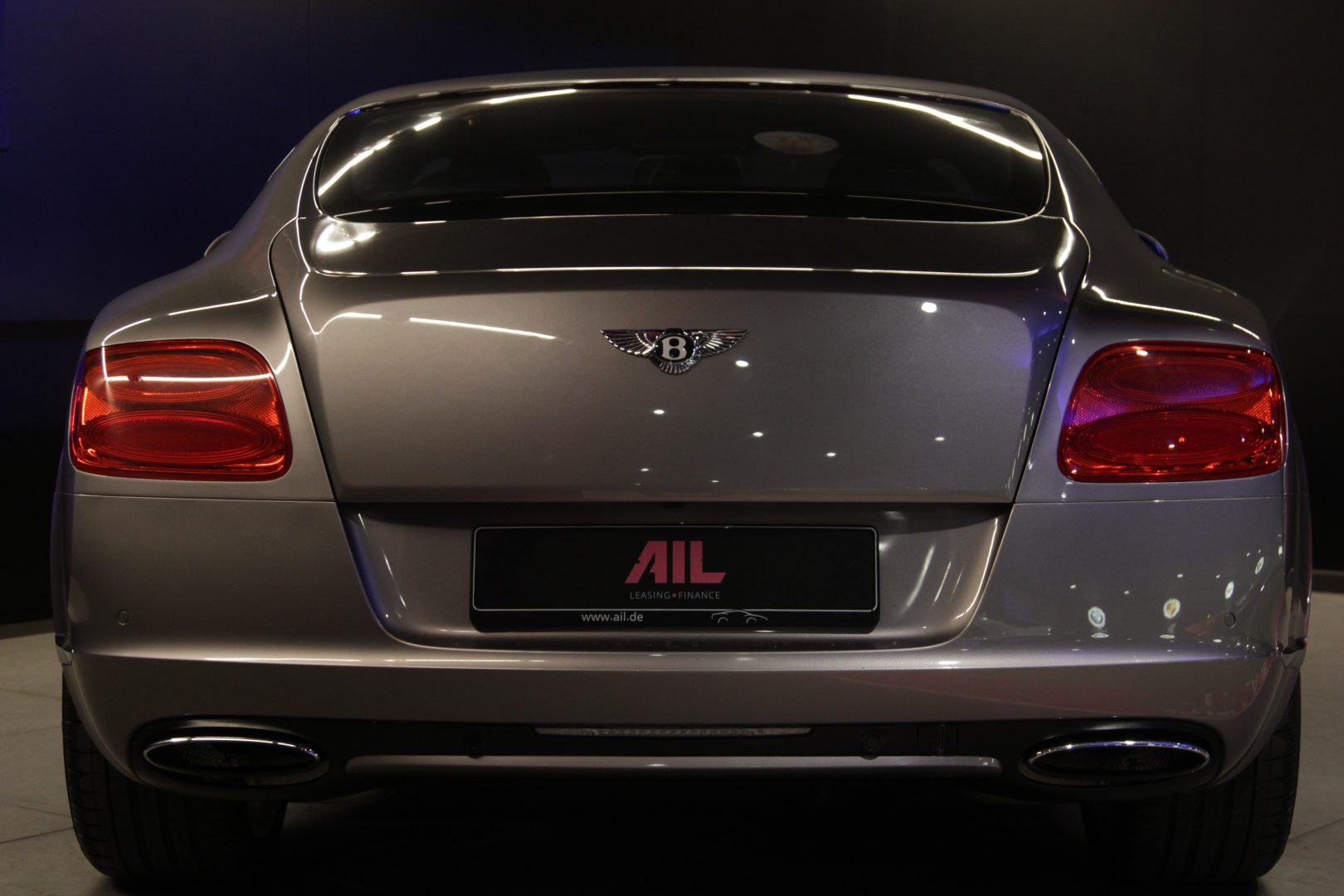 AIL Bentley Continental GT 6.0 W12 10