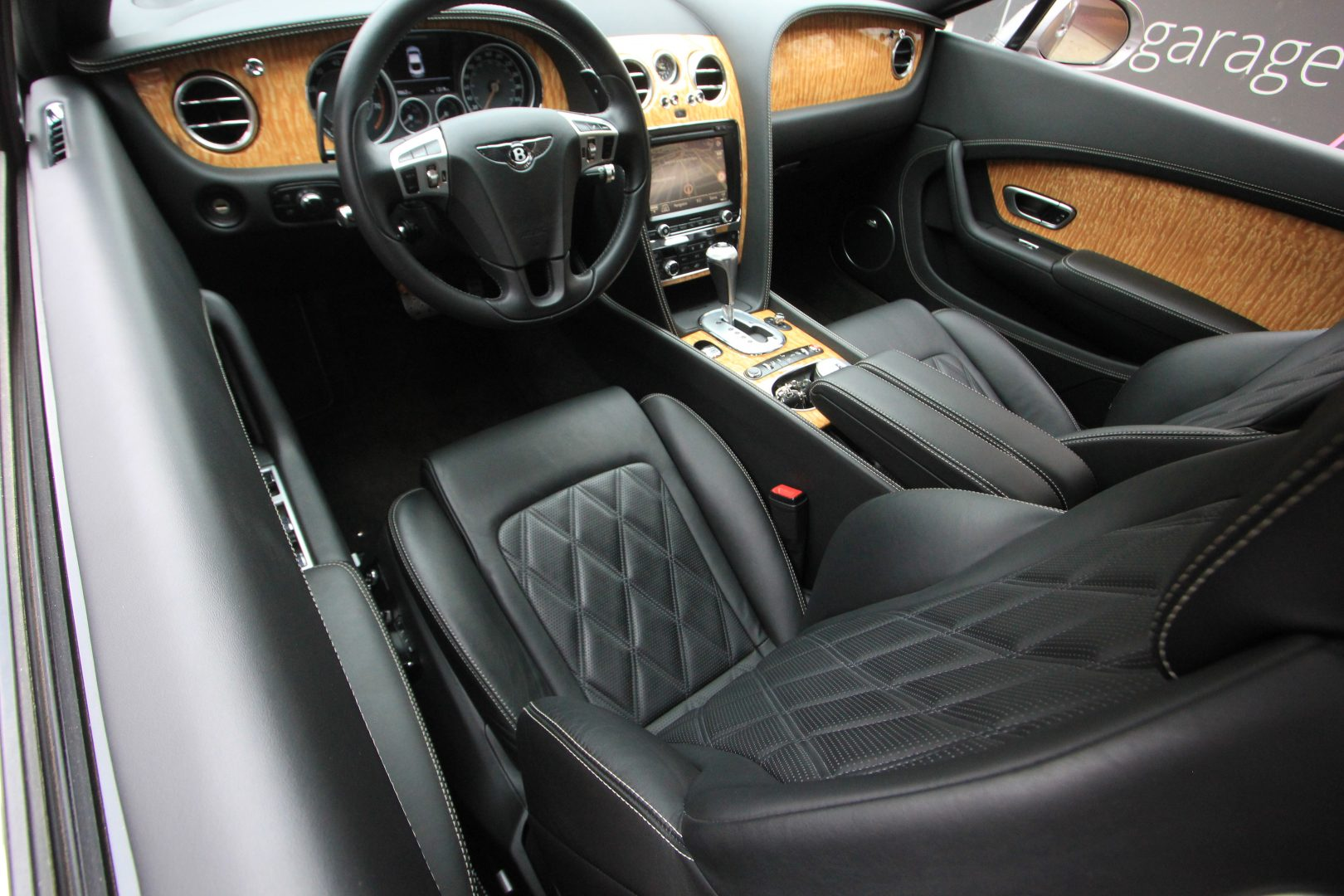AIL Bentley Continental GT 6.0 W12 7