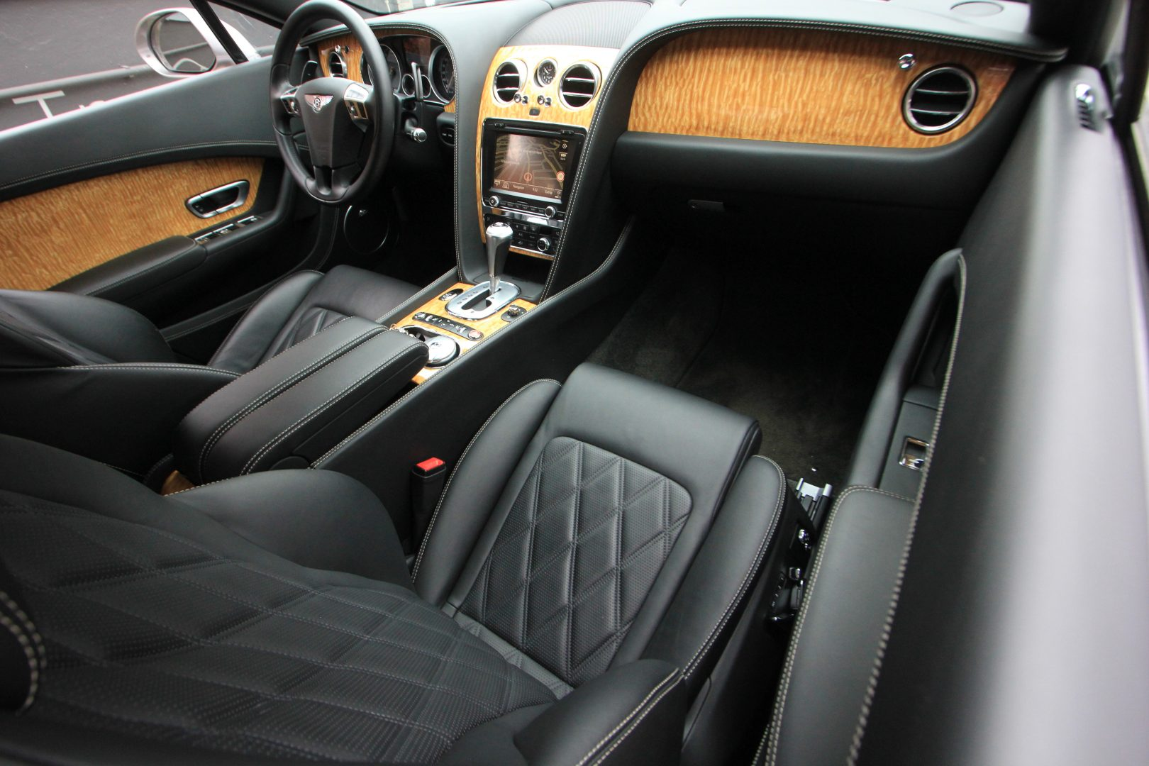 AIL Bentley Continental GT 6.0 W12 9