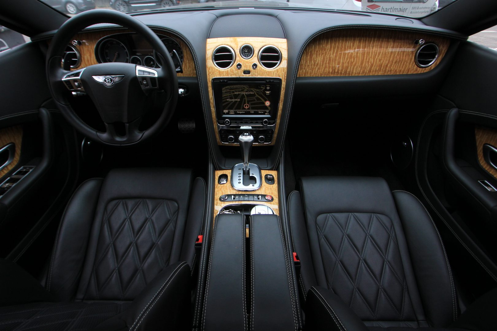 AIL Bentley Continental GT 6.0 W12 1