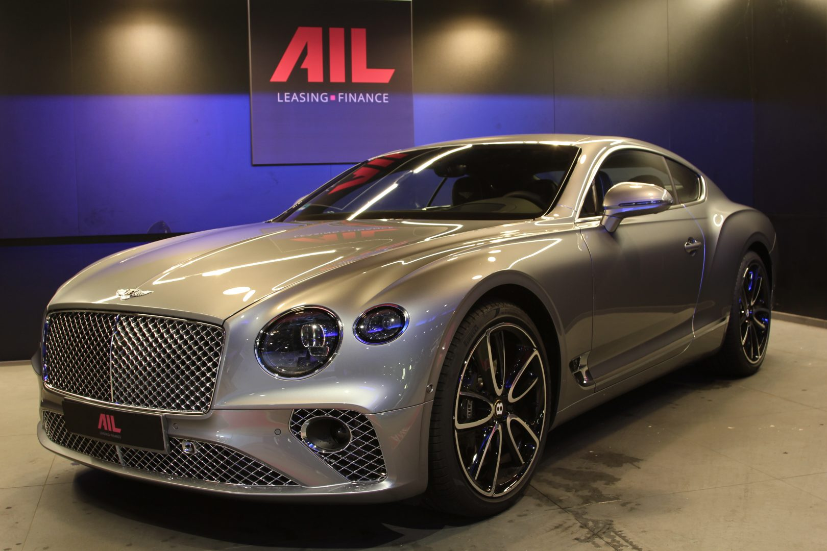 AIL Bentley Continental GT New Model 2