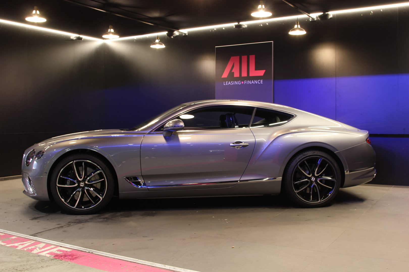 AIL Bentley Continental GT New Model 13