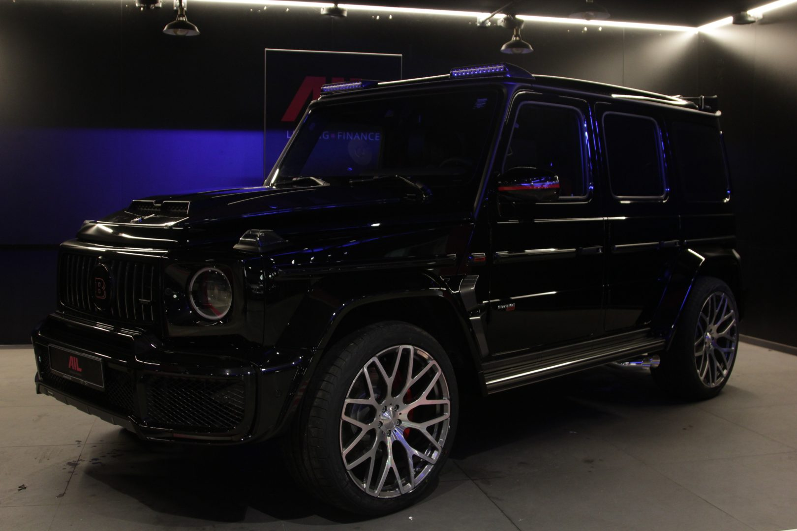 AIL Mercedes-Benz G63 Edition1 BRABUS 800 9