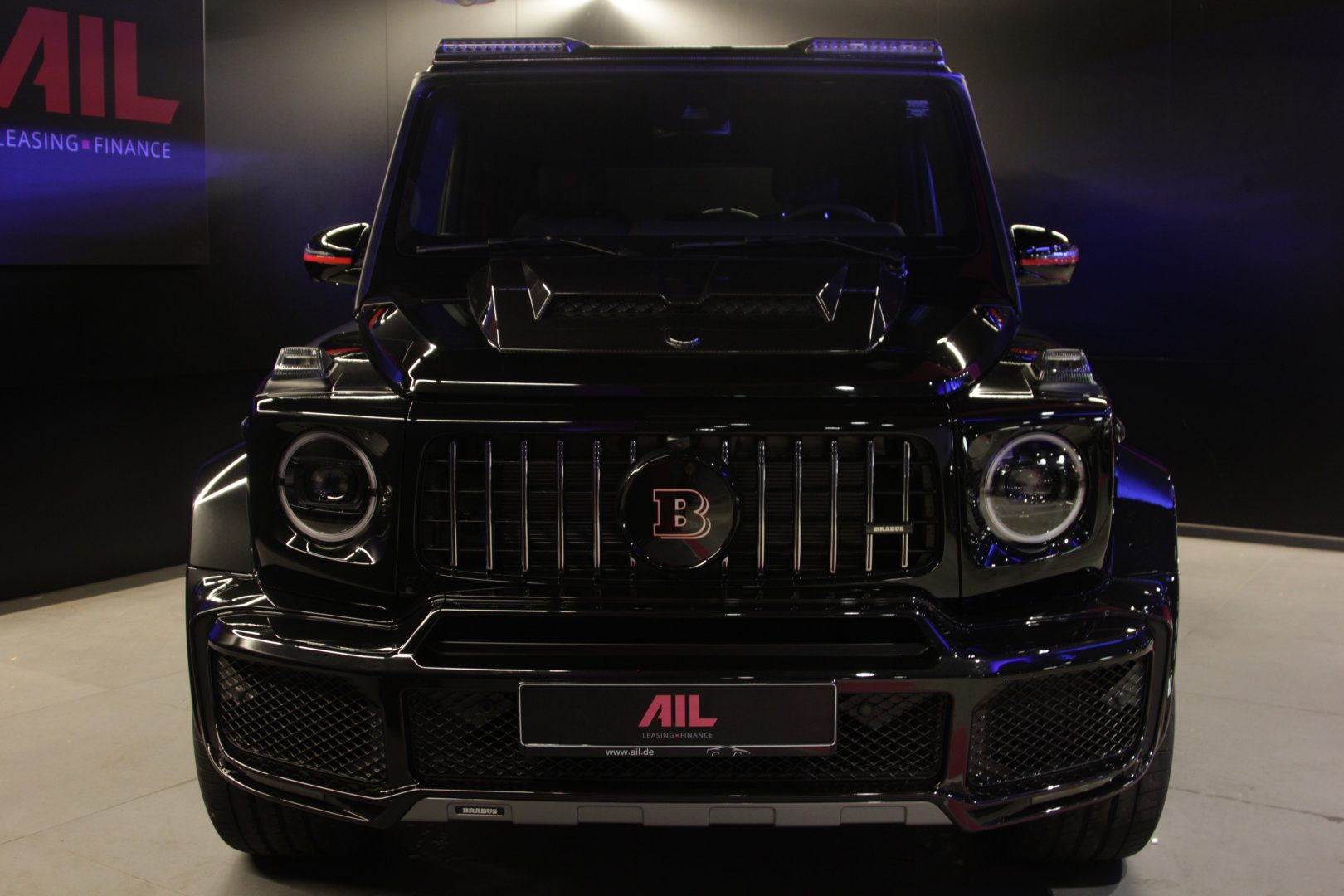 AIL Mercedes-Benz G63 Edition1 BRABUS 800 10