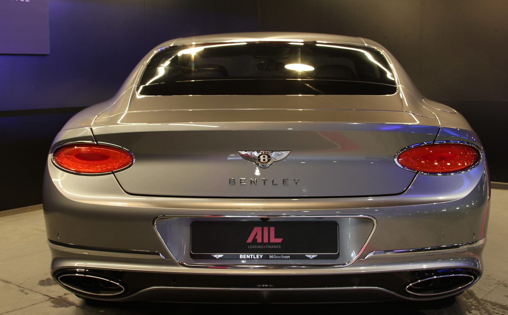 AIL Bentley Continental GT New Model 5