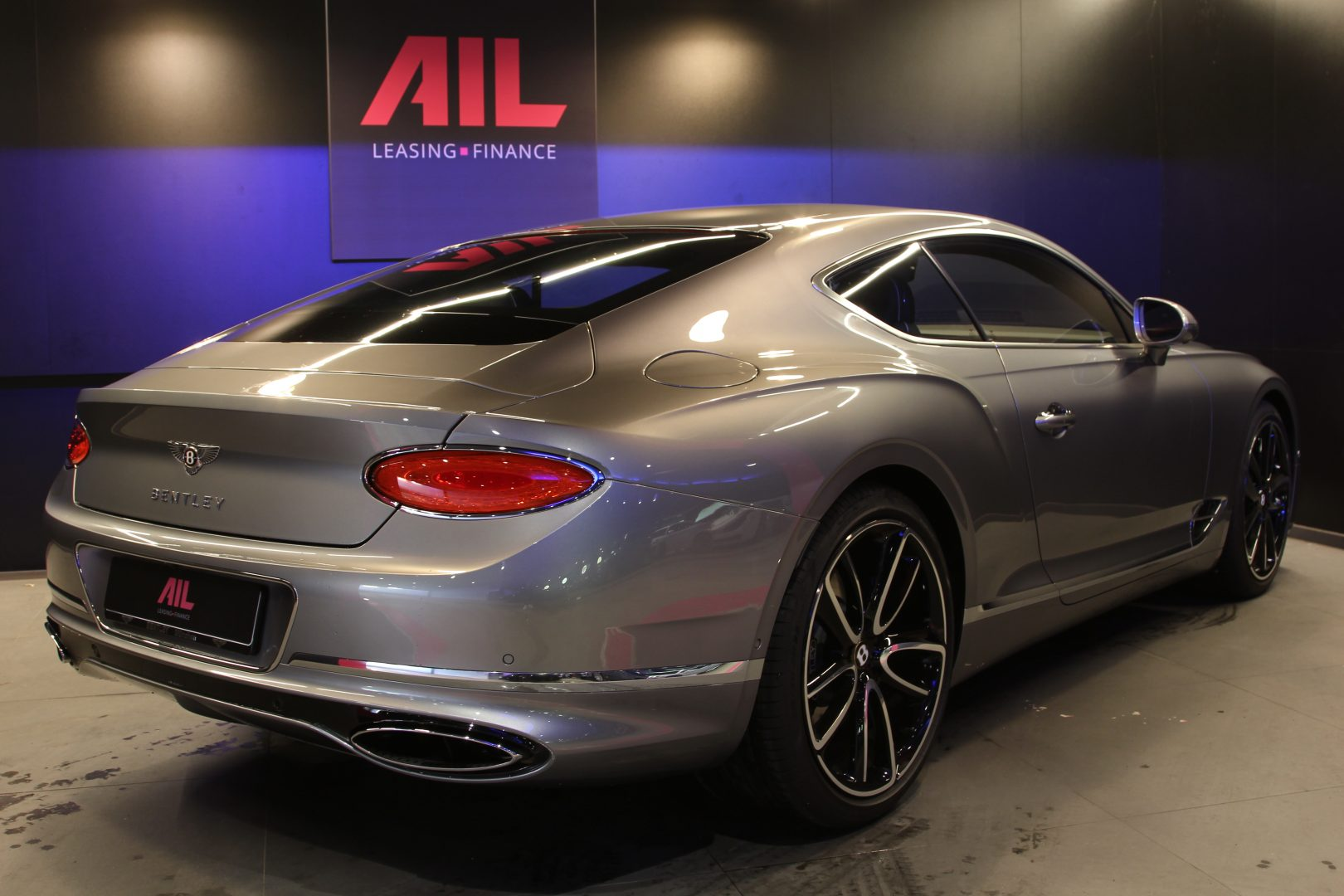 AIL Bentley Continental GT New Model 11