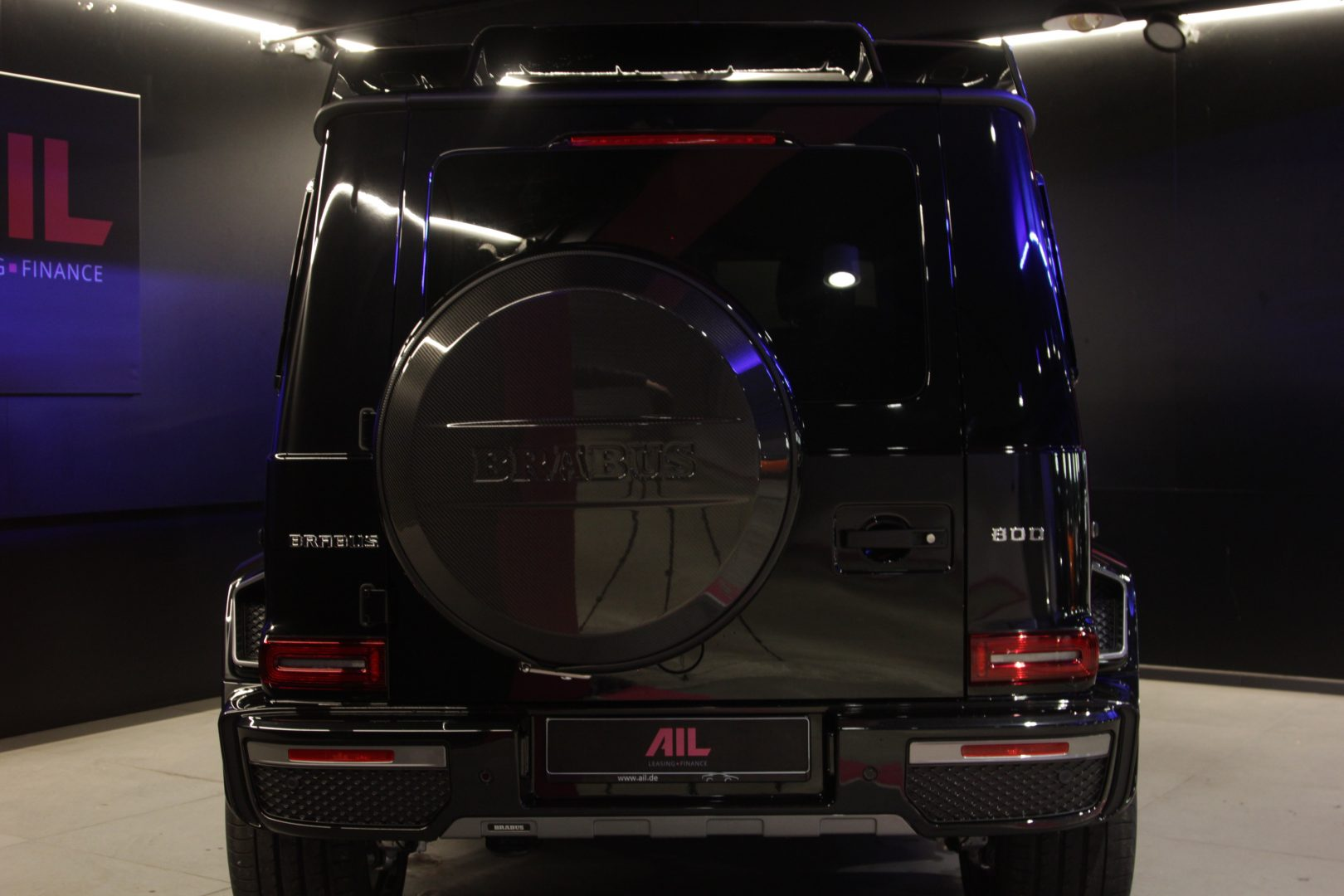 AIL Mercedes-Benz G63 Edition1 BRABUS 800 11