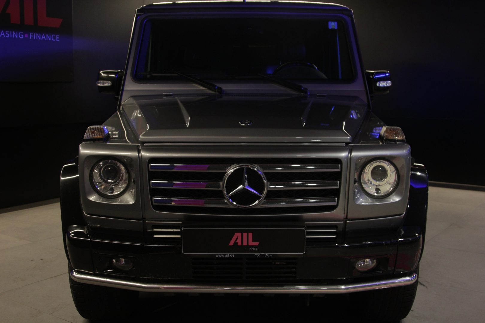 AIL Mercedes-Benz G 500 Edition Selekt 11
