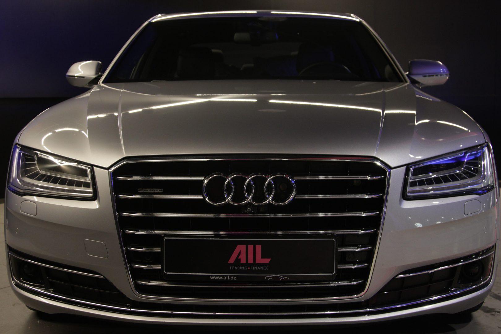 AIL Audi A8 3.0 TDI  quattro 4