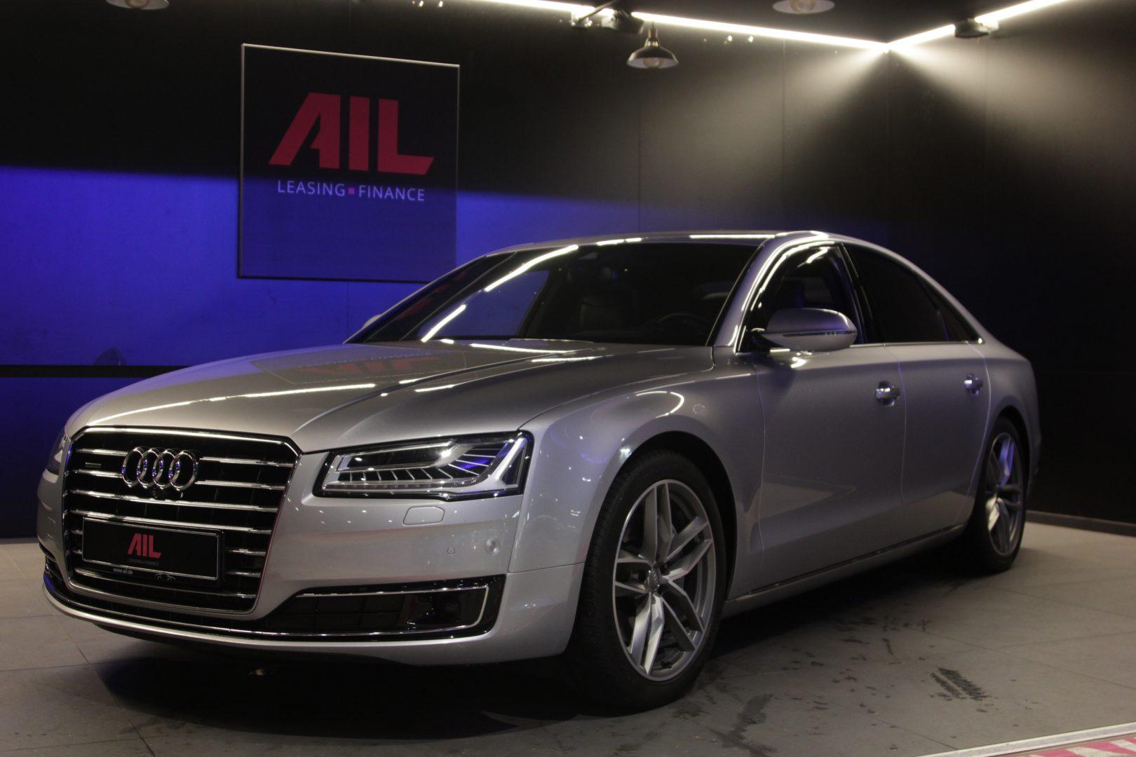 AIL Audi A8 3.0 TDI  quattro 2