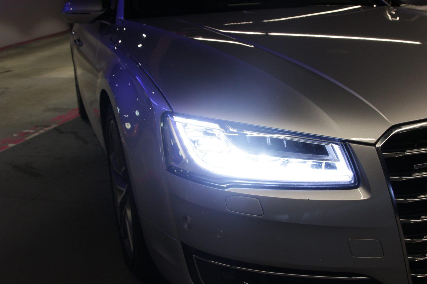 AIL Audi A8 3.0 TDI  quattro 11