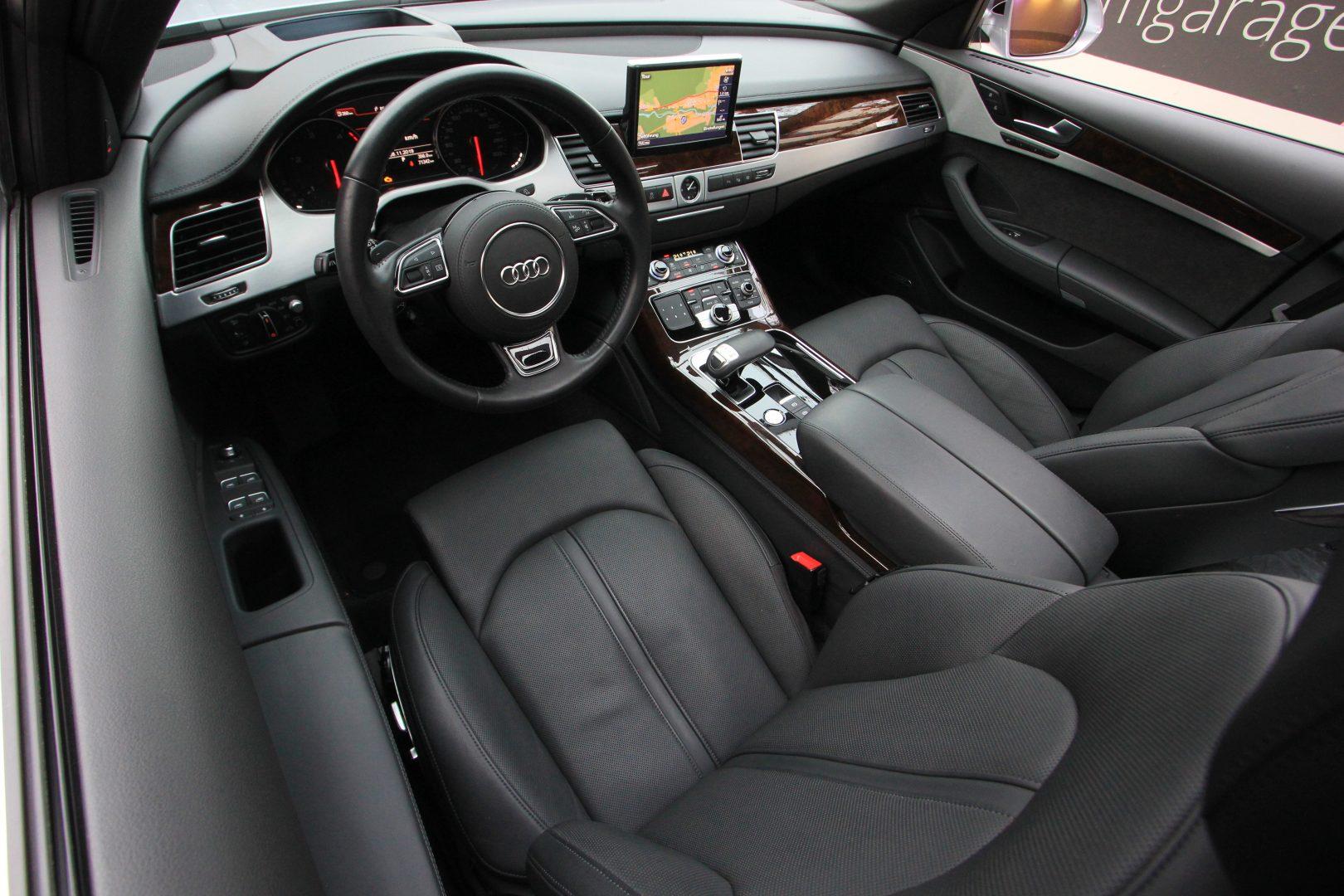 AIL Audi A8 3.0 TDI  quattro 5