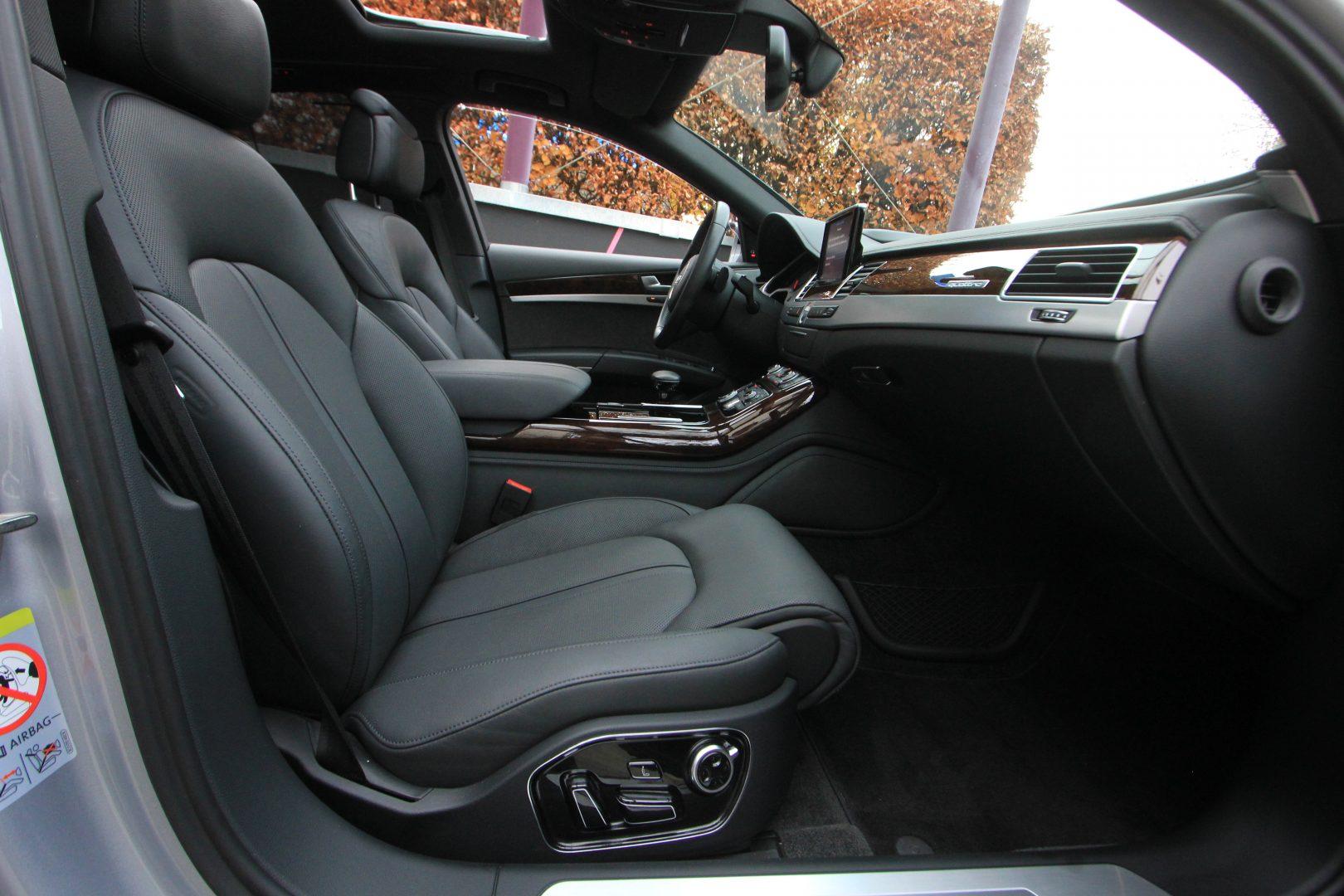 AIL Audi A8 3.0 TDI  quattro 3