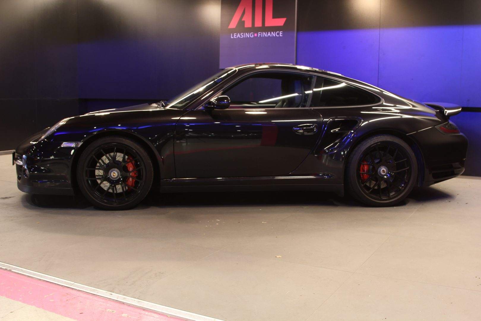 AIL Porsche 997 Turbo  3