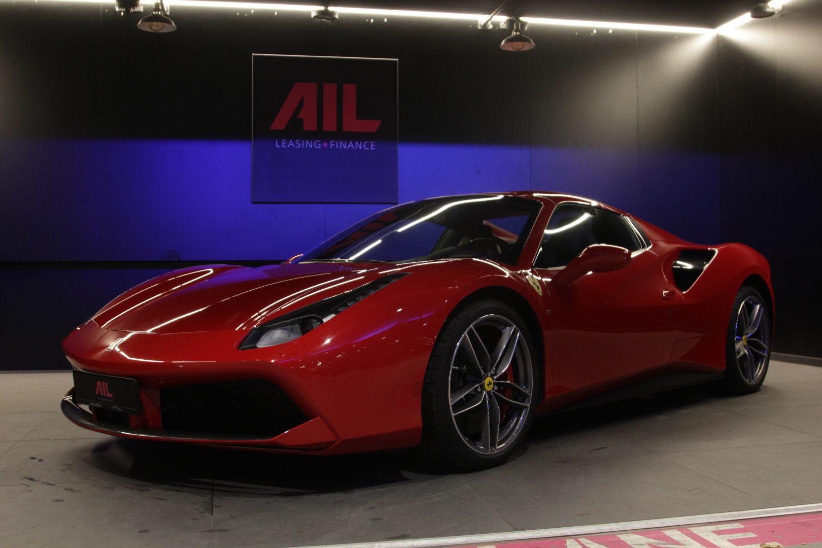 AIL Ferrari 488 Spider 14