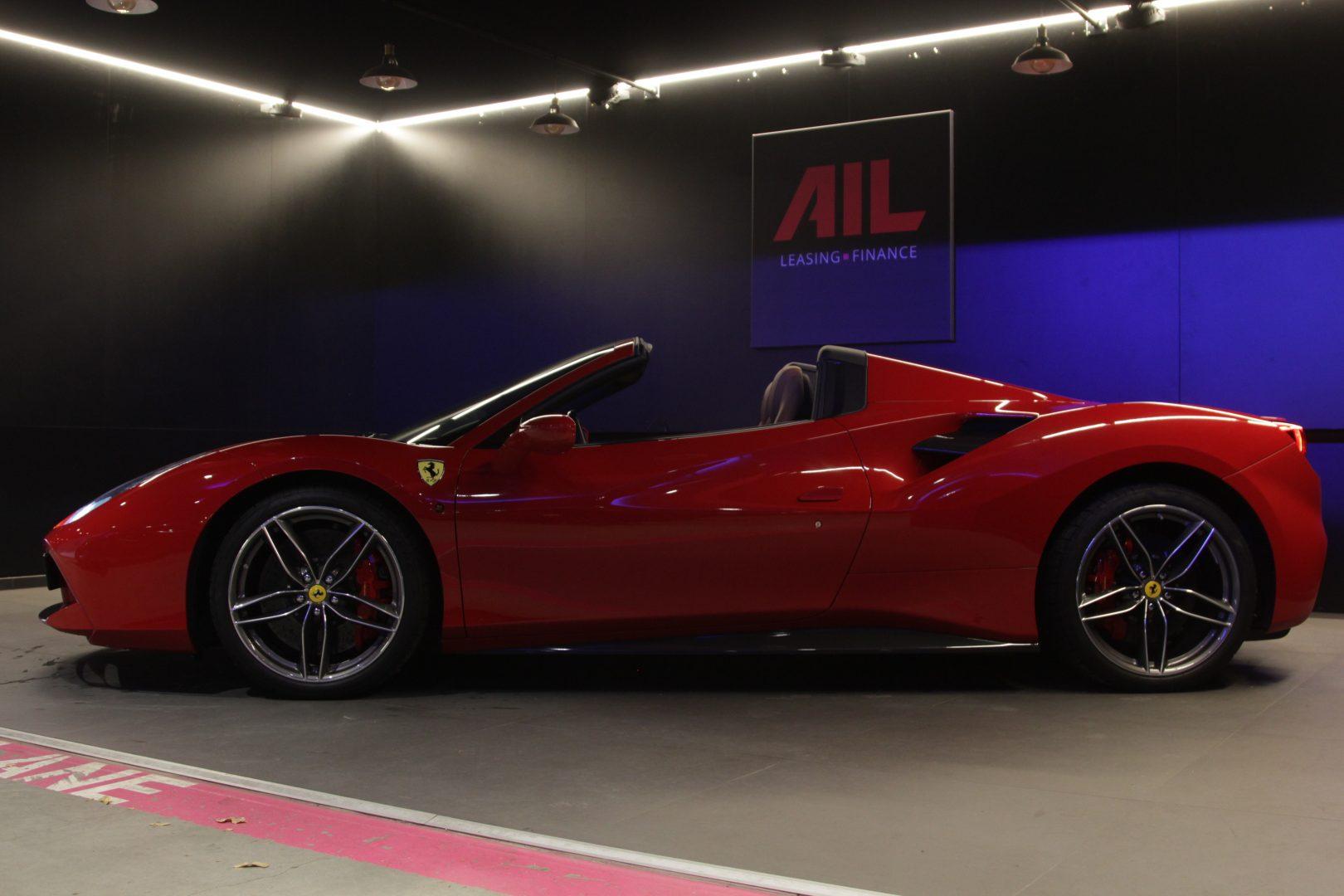 AIL Ferrari 488 Spider 6