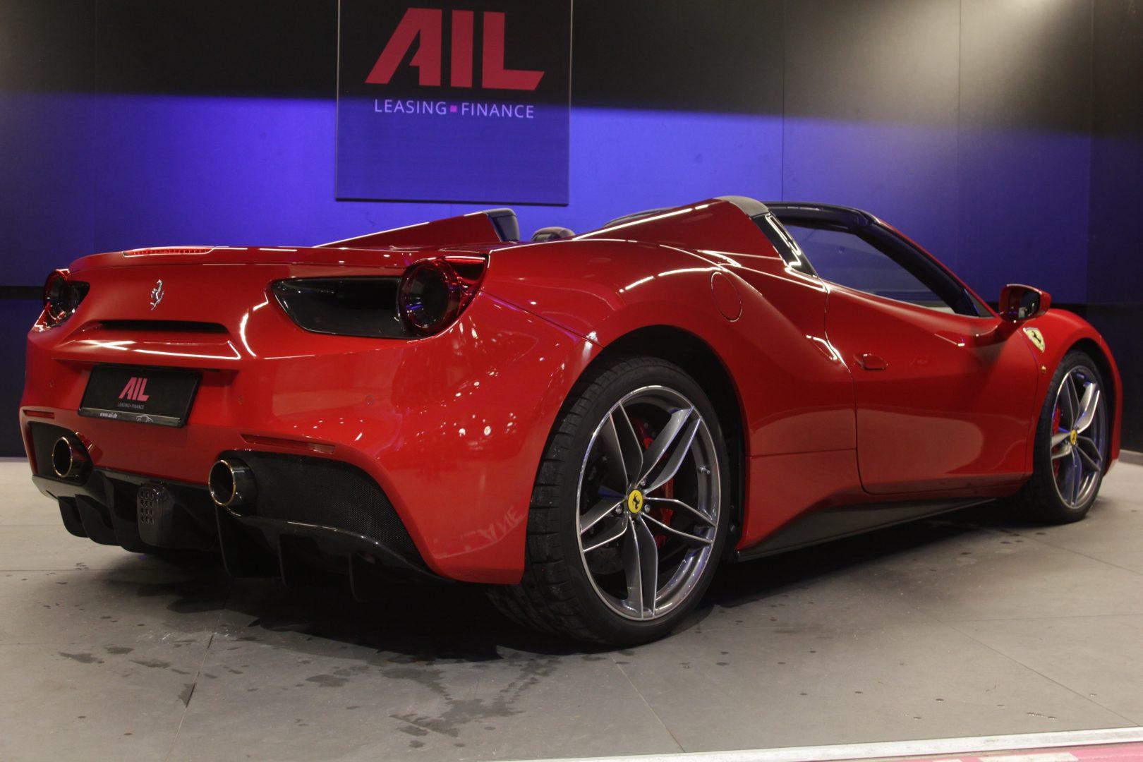 AIL Ferrari 488 Spider 10