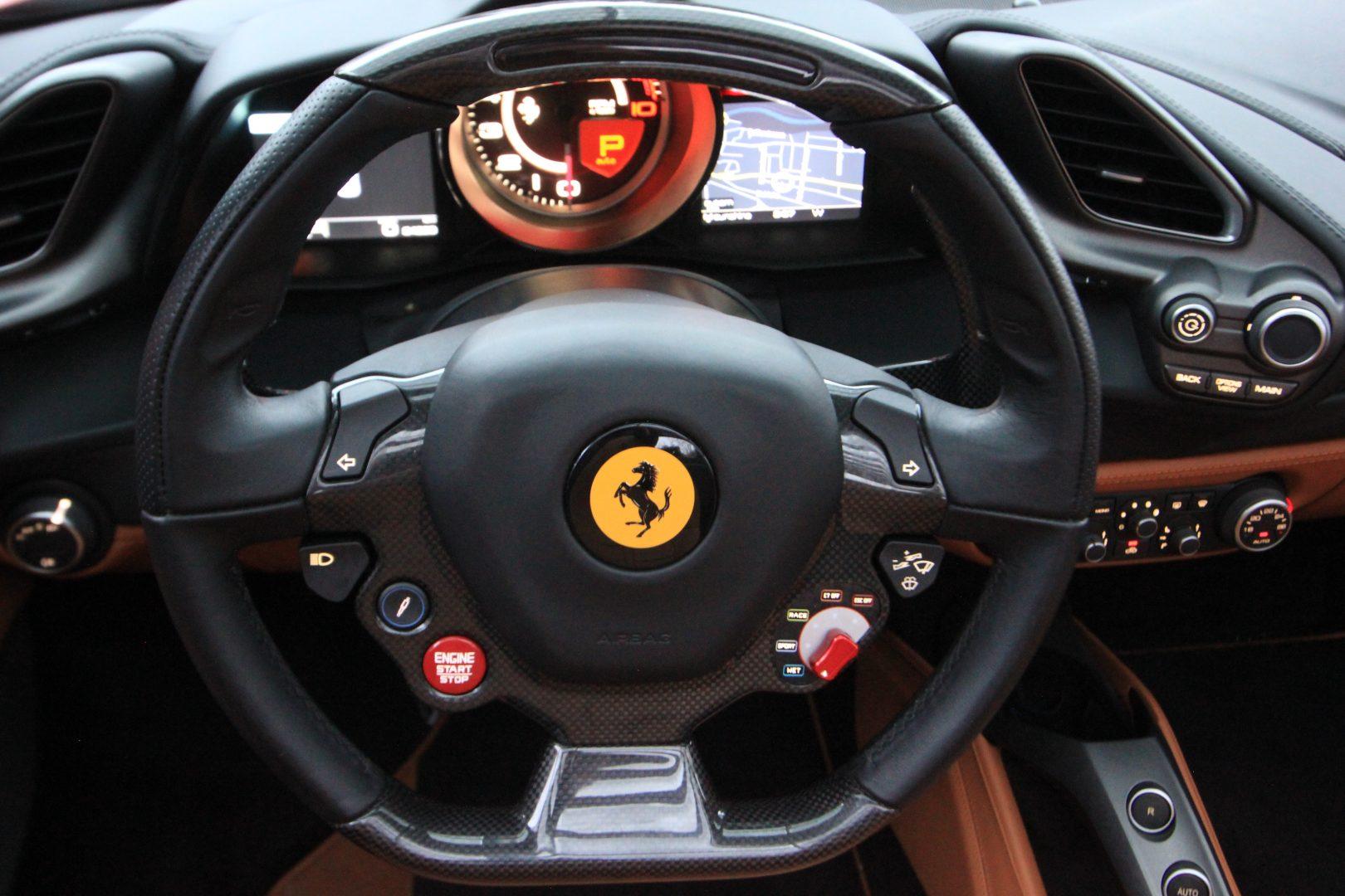 AIL Ferrari 488 Spider 11