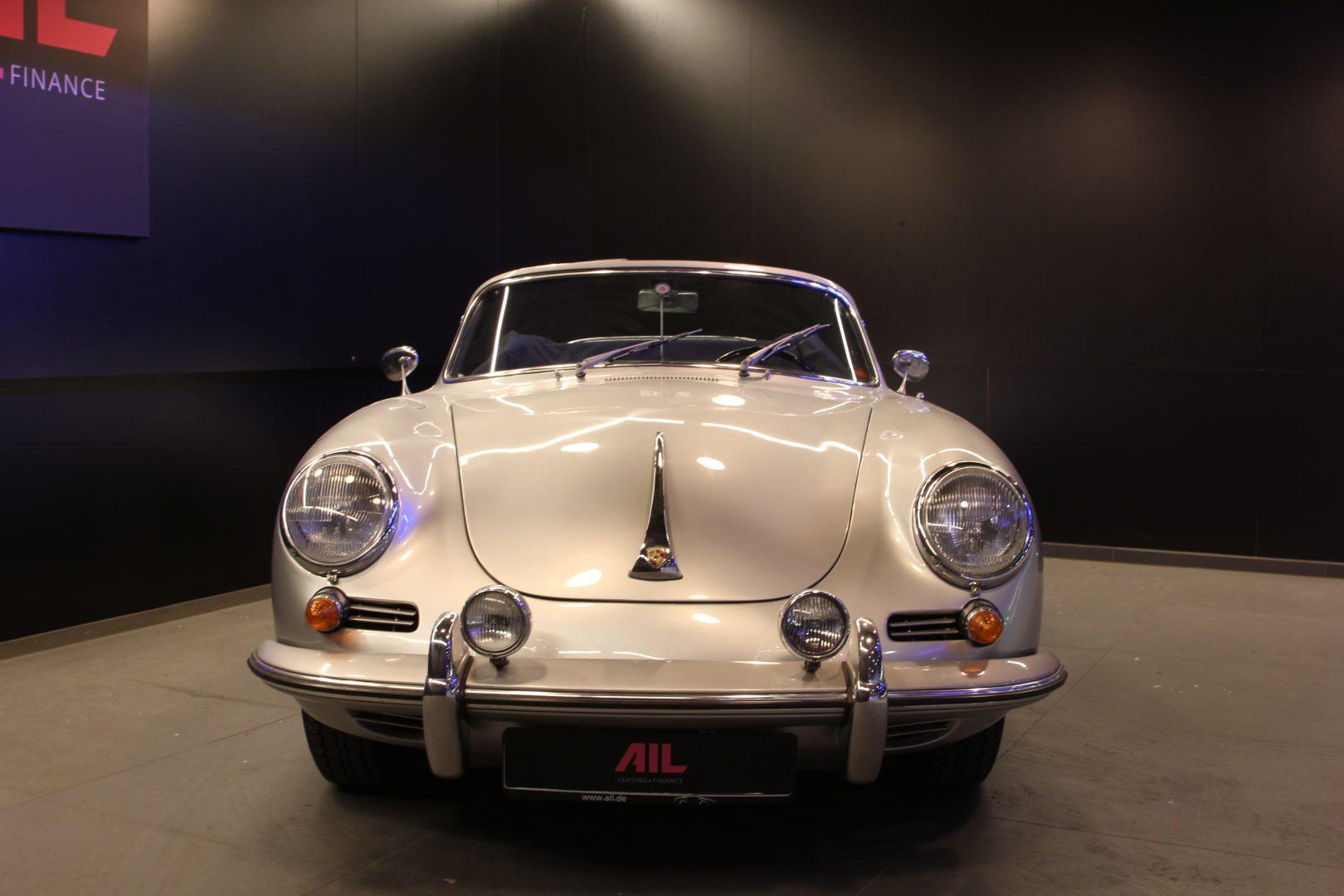 AIL Porsche 356 B 1600 Super 10