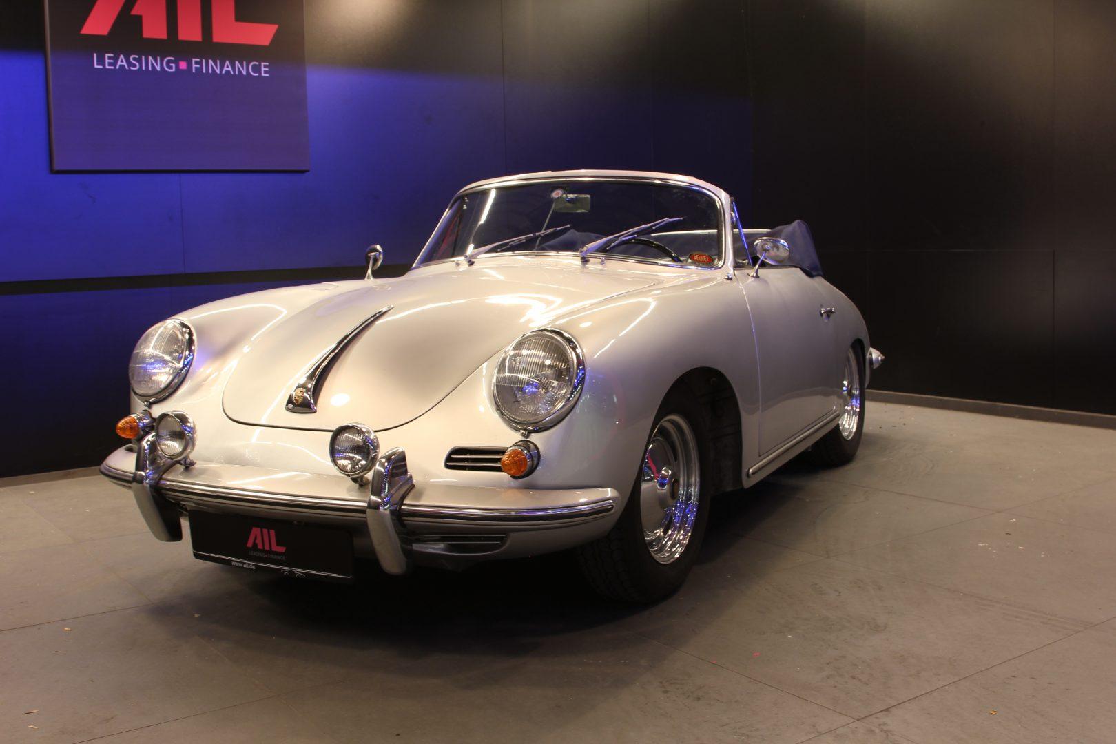 AIL Porsche 356 B 1600 Super 8
