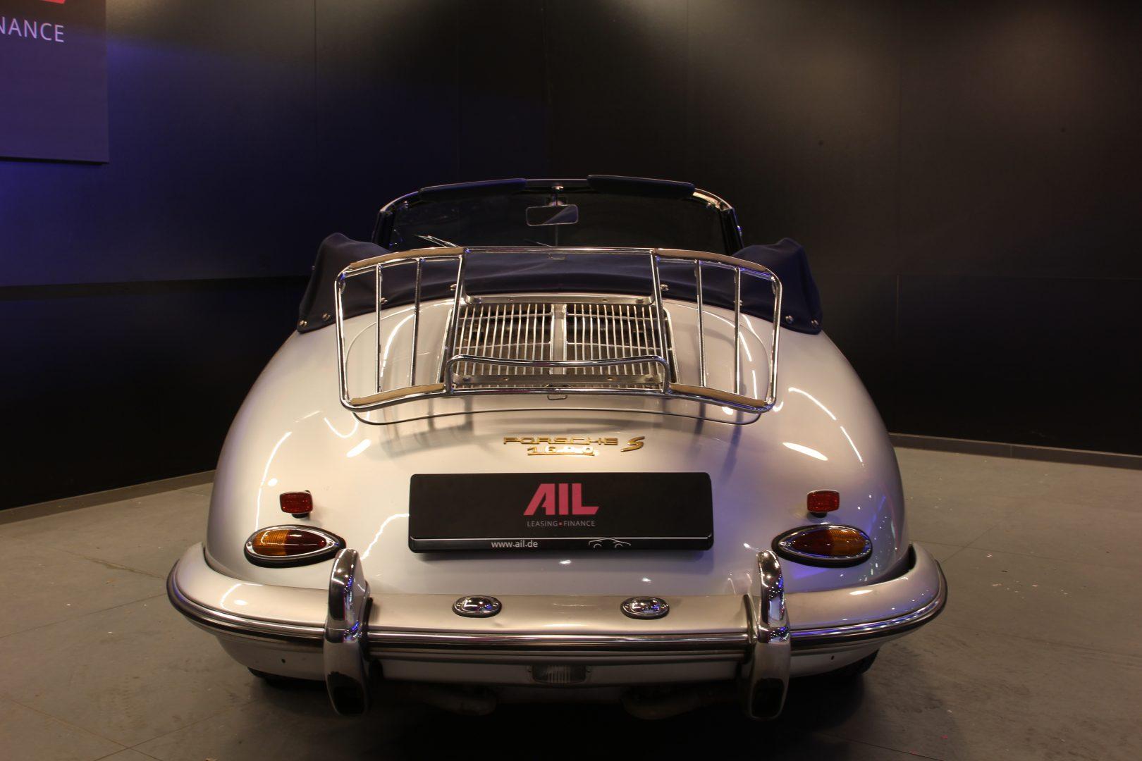 AIL Porsche 356 B 1600 Super 1