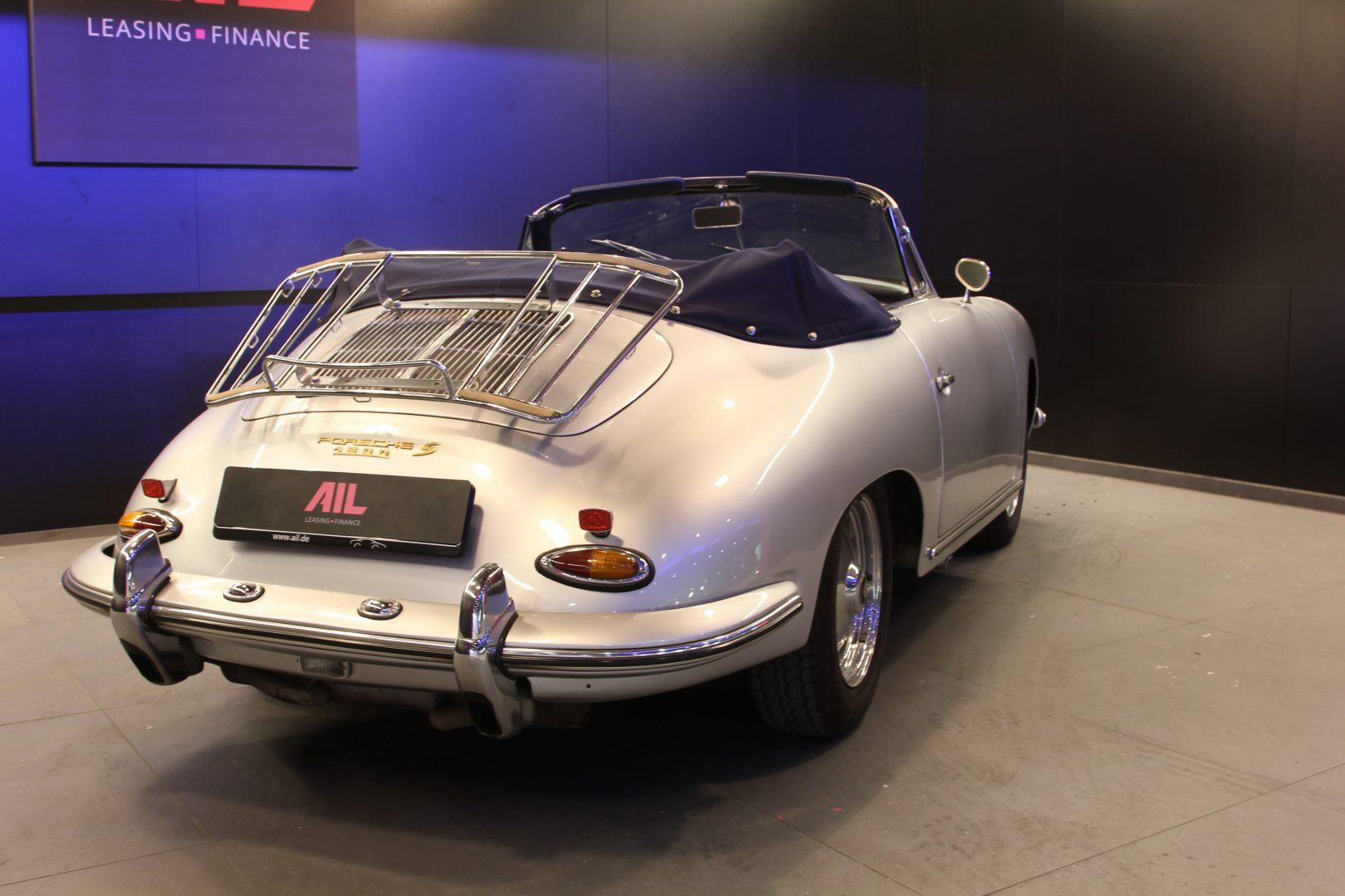AIL Porsche 356 B 1600 Super 6