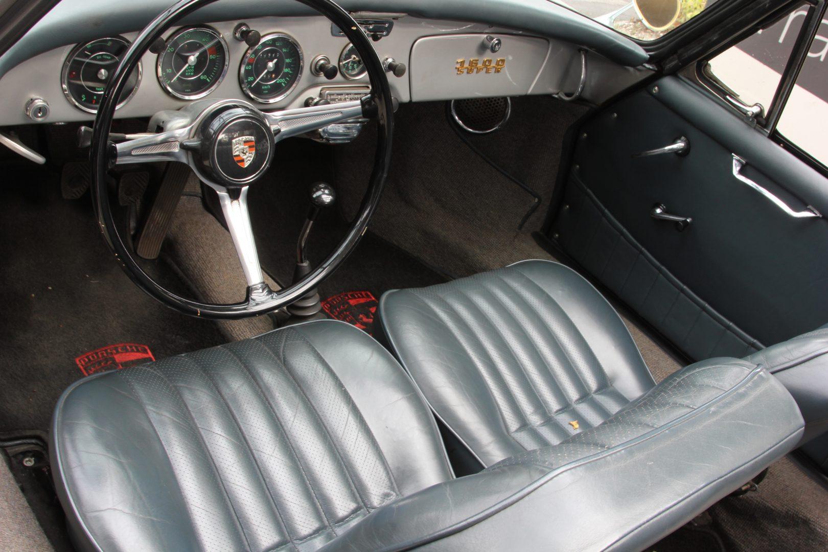 AIL Porsche 356 B 1600 Super 7