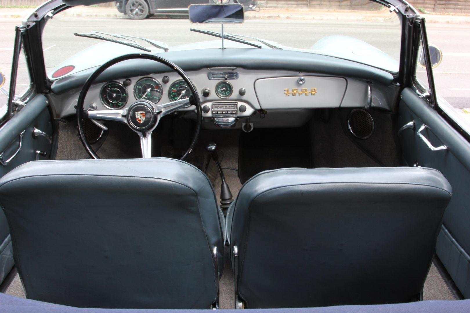 AIL Porsche 356 B 1600 Super 9