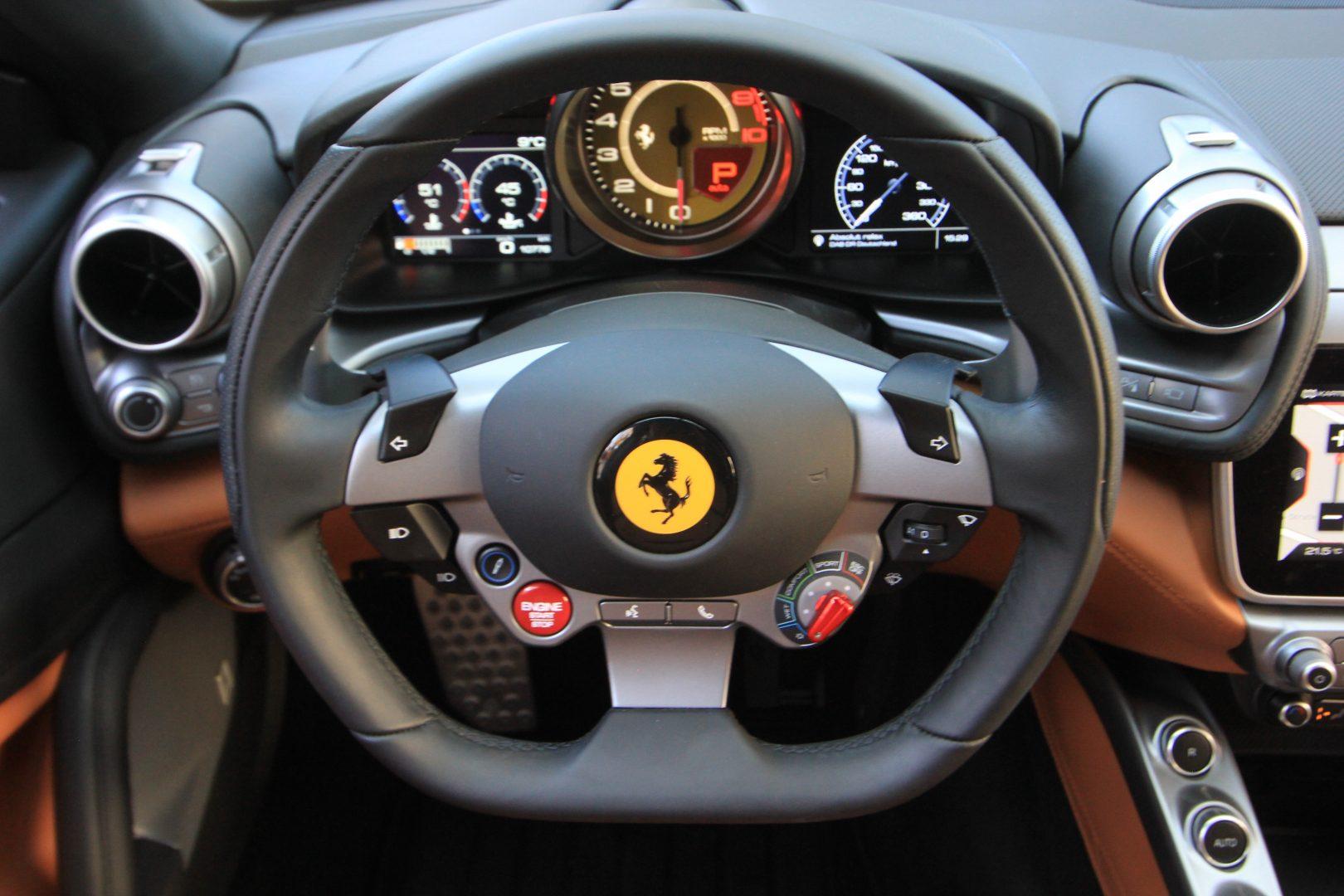 AIL Ferrari GTC4Lusso T LIFT  7