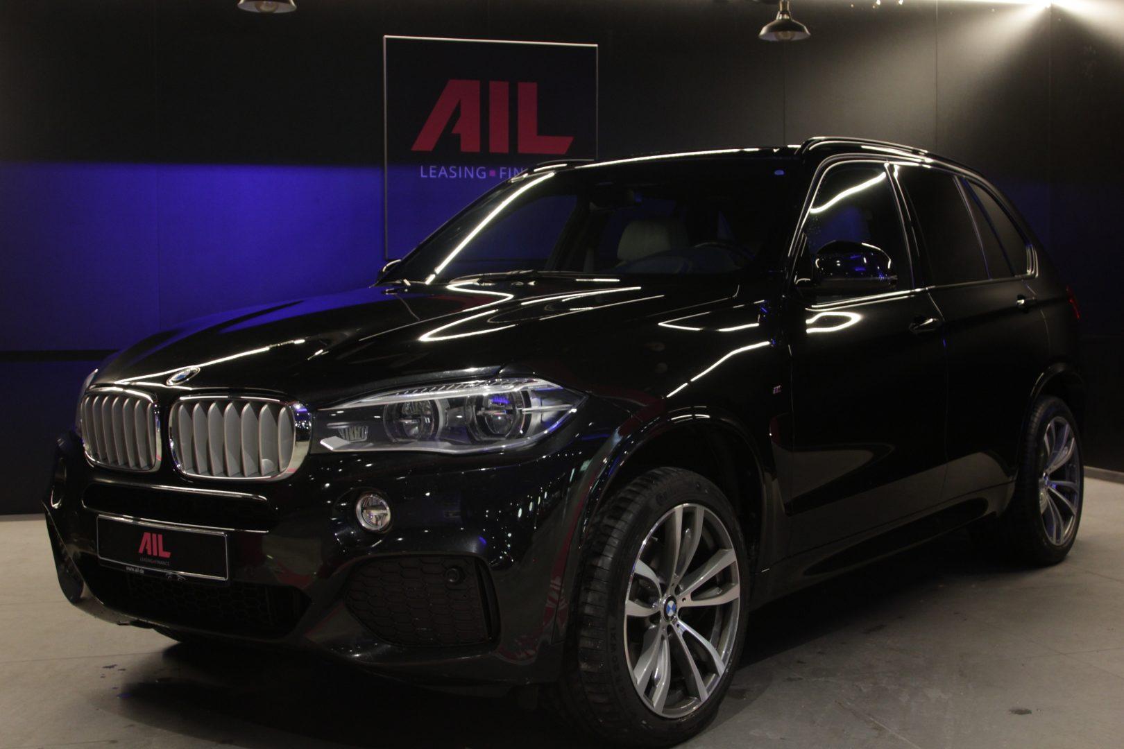 AIL BMW X5 xDrive40d 7