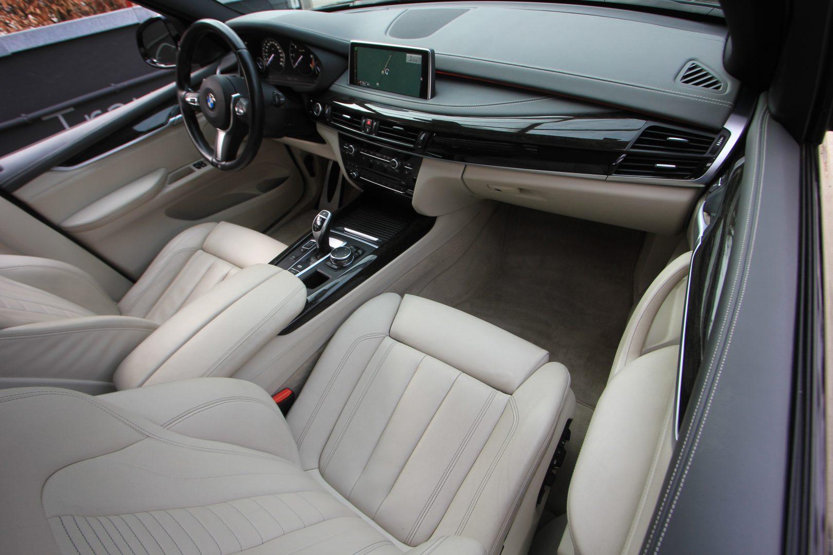 AIL BMW X5 xDrive40d 8