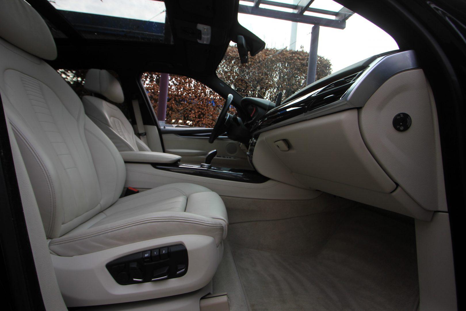 AIL BMW X5 xDrive40d 6