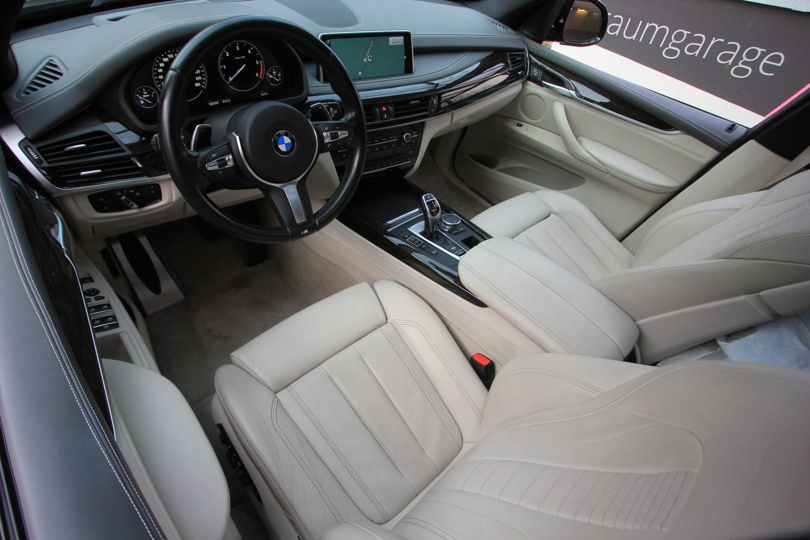 AIL BMW X5 xDrive40d 4