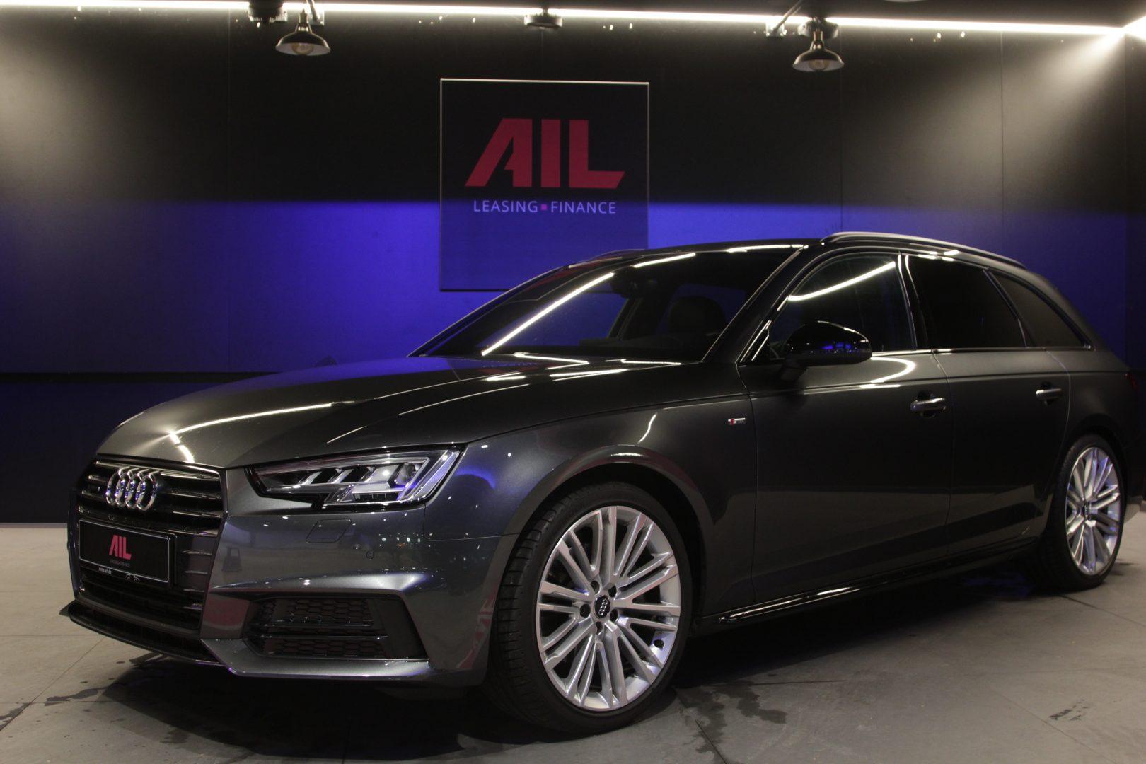 AIL Audi A4 Avant S line Sport / Plus quattro 3.0 TDI 4