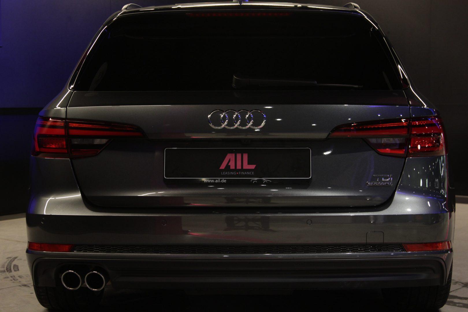 AIL Audi A4 Avant S line Sport / Plus quattro 3.0 TDI 11