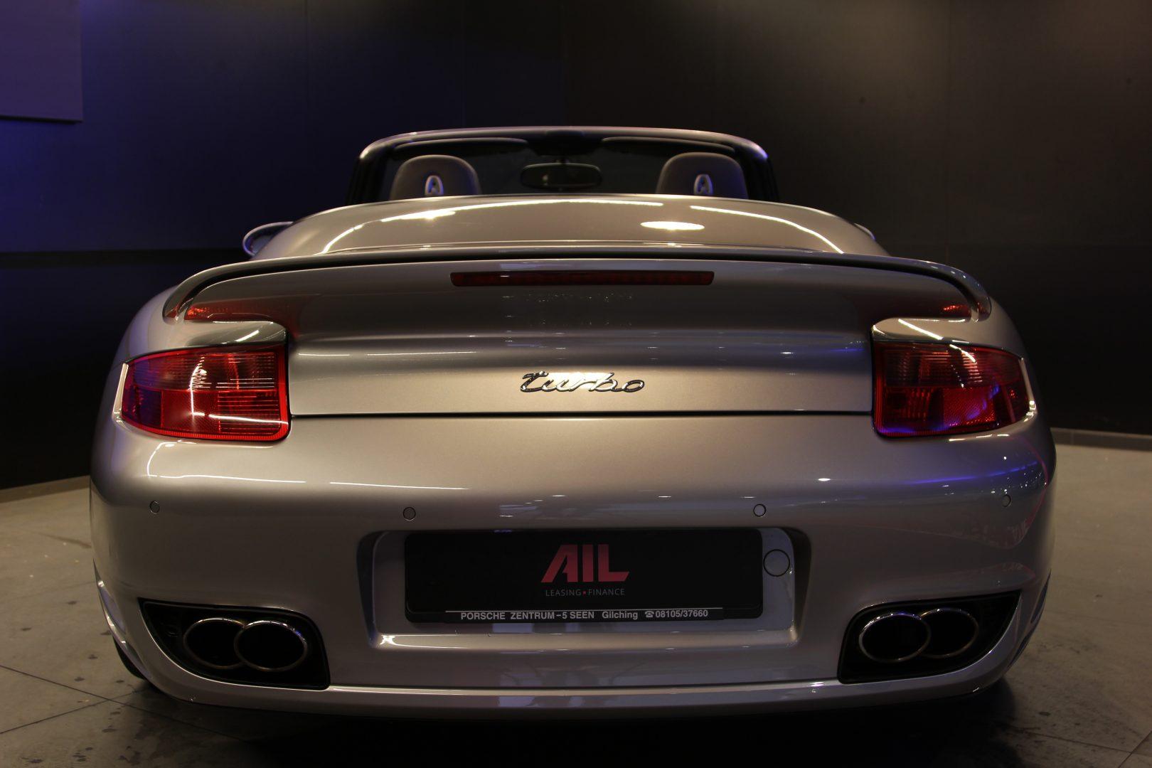 AIL Porsche 997 Turbo Cabrio  5